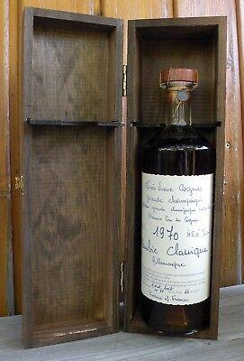 Alambic Classique Cognac 1970 Grande Champagne 0,7l, 45,6% vol. inkl. Holzkiste