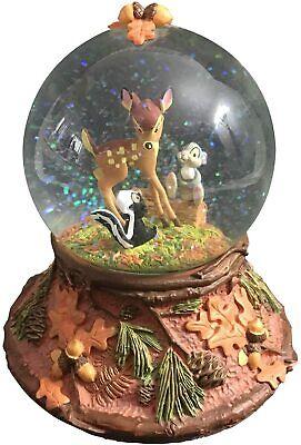 Hallmark Disney Forest Friends Forever Bambi & Thumper Water CLX2012 NEW