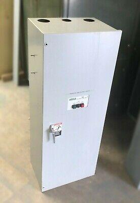Asco E386326041xc Non-automatic Transfer Switch