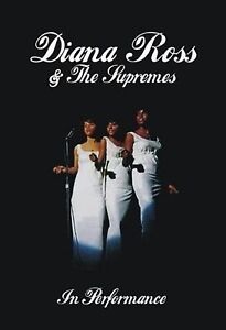 Diana Ross And The Supremes - In Performance [DVD]