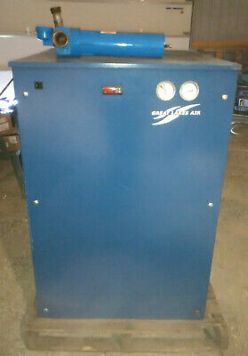 Great Lakes Air Cycling Refrigerated Air Dryer Gtx-300a-436 300 Scfm 100 Psig