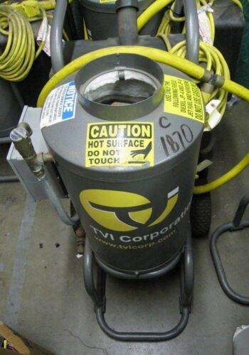 TVI Corporation Diesel Portable High Volume Flash Water Heater SF-6E