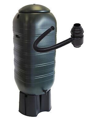 Ondis24 Regentonne Regenwasserfass Zysterne Säulentank Regentonne 250 Liter NEU