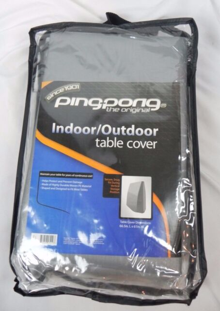 NEW Ping Pong Indoor Outdoor Table Tennis Cover