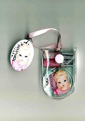 Depesche 6850_E TopModel Candy Lidschatten Rosa + Lipgloss Rosa