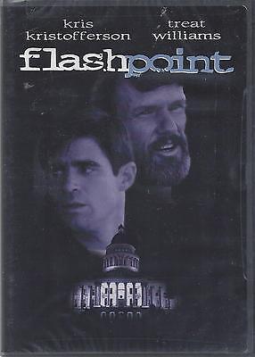 FLASHPOINT KRISTOFFERSON Conspiracy Theory THRILLER JFK Assassination NEW DVD