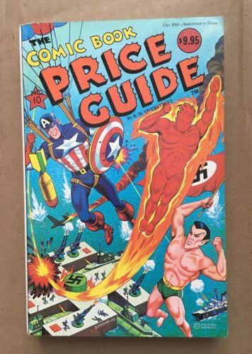 The Comic Book Price Guide No.10 1980-1981 FN