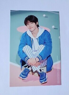 """Stray Kids I.N Official Photocard - Official 2nd Photobook """"stay in playground"""""""