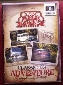 DVD Pat Callinan 4x4 Adventure Jamieson Valley  NSW  NEW Greenwood Joondalup Area Preview