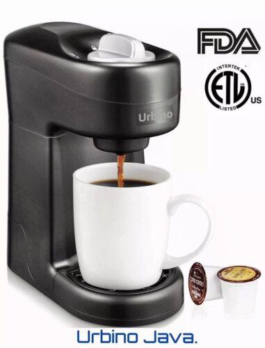 Urbino Java Single serve Coffee Maker Machine K Cup pods com