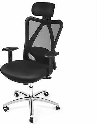 Intey Executive Office Chair Swivel Ergonomic Chair Mesh Computer Desk Chair Wi