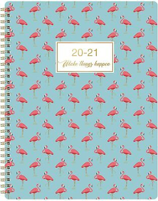 2020-2021 Planner - Weekly Monthly Planner 2020-2021 With Premium Thick Paper