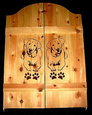 Labador Retriever Lab Saloon Cafe Swinging Doors Western Cabin Rustic Dog  Decor - Saloon Door