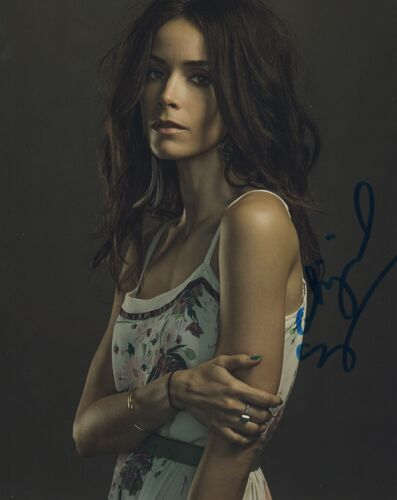 Abigail Spencer Timeless Autographed Signed 8x10 Photo COA 2019-2