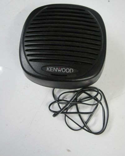 Lot of 3 Kenwood KES-5 External Mobile Speaker 40 Watt