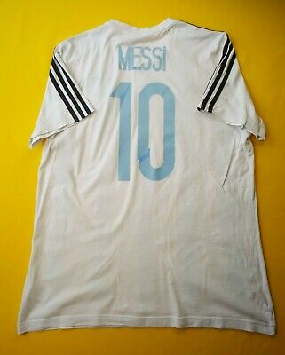 e488acc6ce0 4.8 5 Messi Argentina jersey large AFA home shirt G87805 soccer Adidas ig93