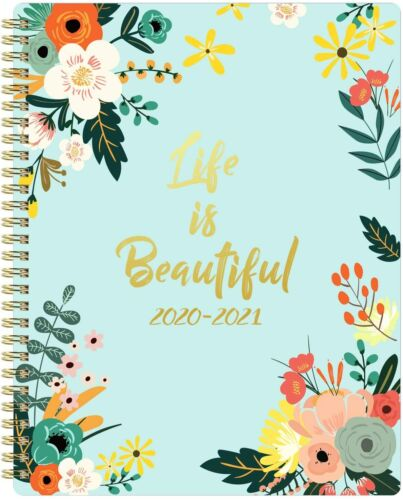"""2020-2021 Planner Academic Weekly and Monthly Planner with to Do List 8"""" x 10"""""""