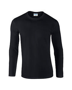 Gildan Mens Plain S