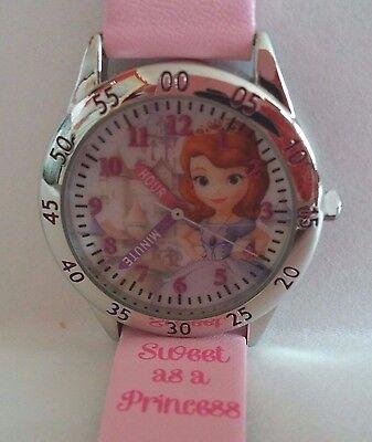 Disney Wristwatch - Watch -Time Teacher