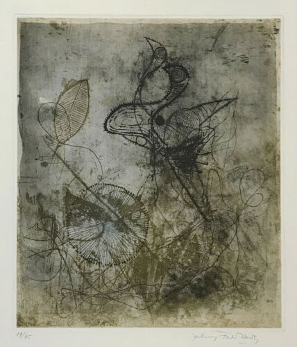 """Johnny Friedlaender """"fre Soleol Bleu"""" 