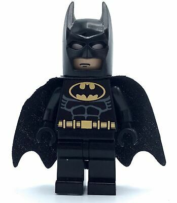 Used, LEGO BATMAN MINIFIGURE - BLACK SUIT - FROM SET 7785 DC SUPERHERO RARE VERSION for sale  Shipping to Nigeria