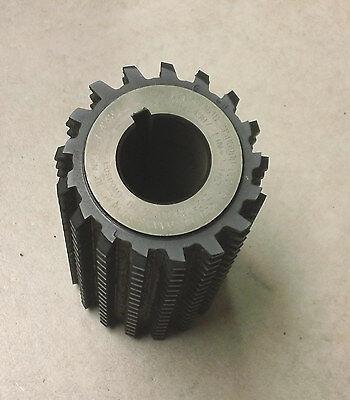 Gleason Gear Cutter Hob 3506900-000-10 Id- 35069-001-0-00 Id 1.250 7 L