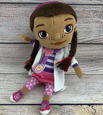 "Doc McStuffins Beans Stuffed Plush Play Doll - 8"" Toy Disney Dr."