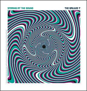 THE-GALILEO-7-Staring-At-The-Sound-180g-vinyl-LP-NEW-UNPLAYED-Prisoners