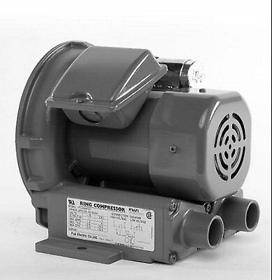 Vfc084p-5t Fuji Regenerative Blower .11 Hp 1.2.06 Amps115230 Volts