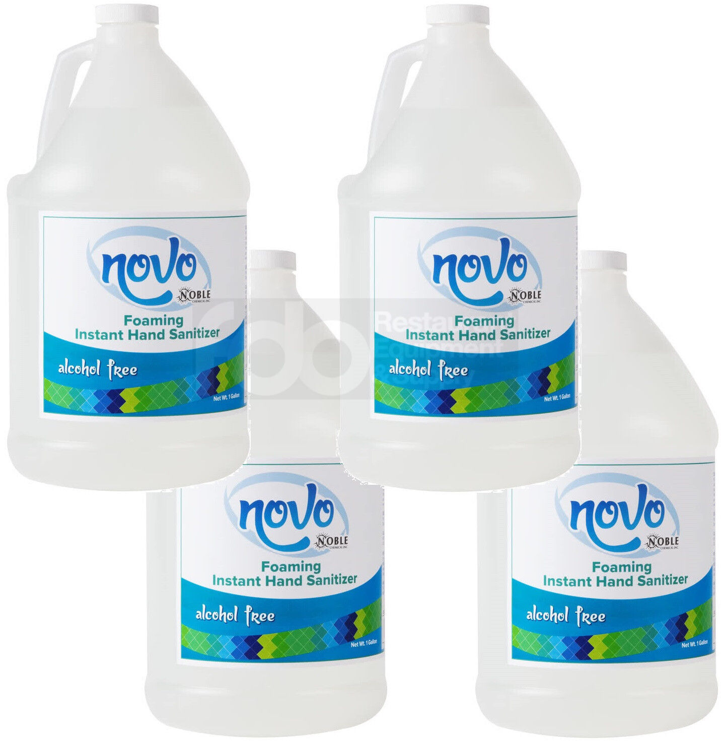 1 Gallon Alcohol-Free Foaming Instant Hand Sanitizer