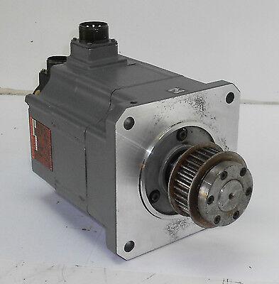 Mitsubishi 2.0 Kw Ac Servo Motor Ha100c W Encoder Used Warranty
