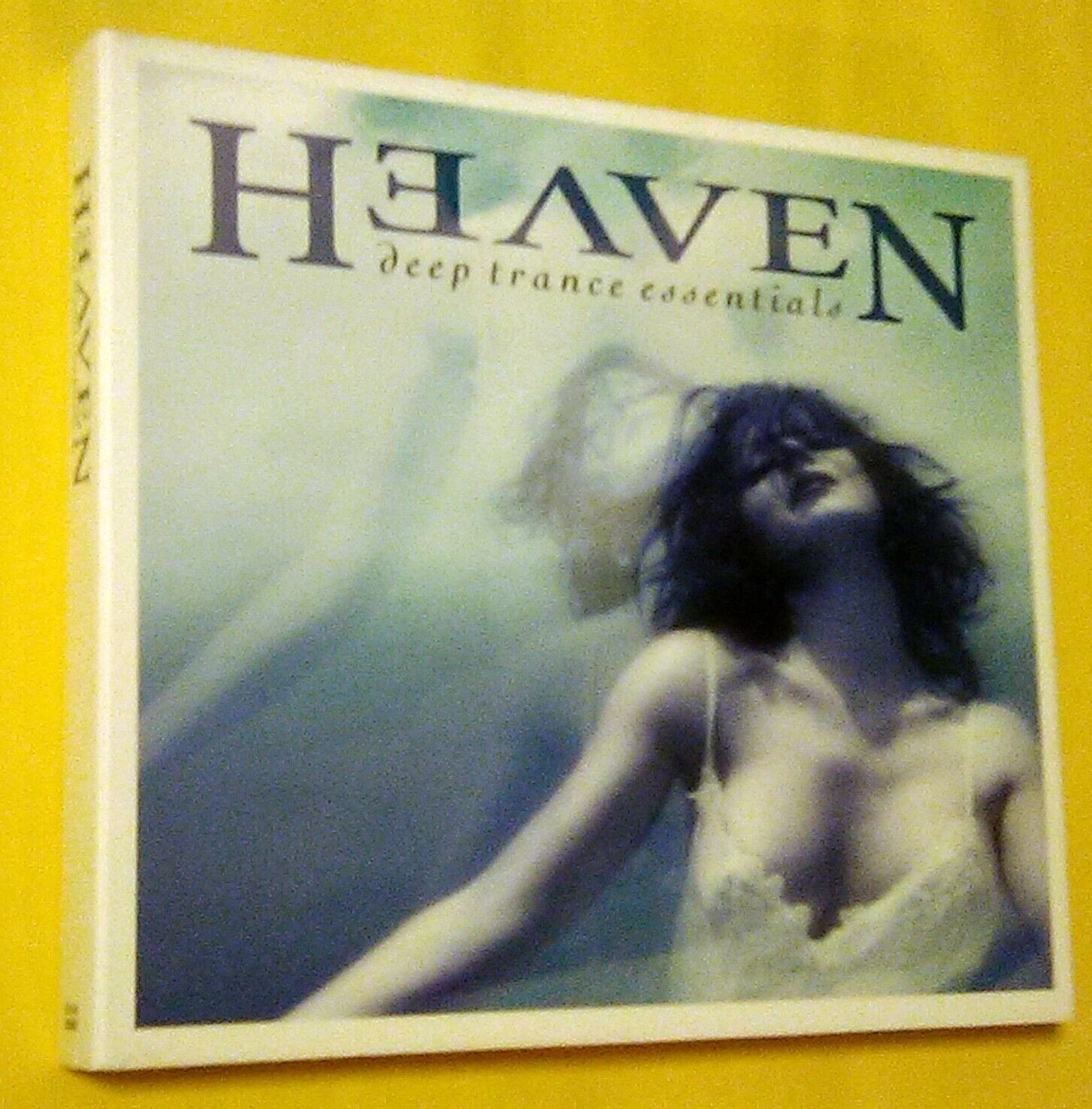 Heaven - Deep Trance Essentials 2 CD 2003 N.E.W.S. Import  - $11.99