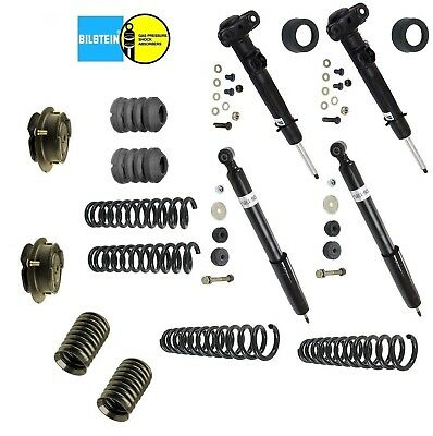 For Mercedes W124 260E 300CE Complete Front+Rear Shims 13mm Shocks Struts - 13 Mm Front Shock