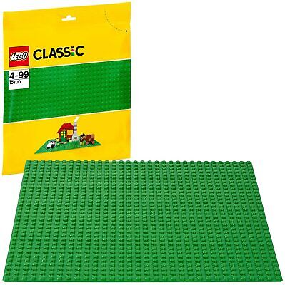 LEGO Classic Base Extra Large Building Plate 10 x 10 Inch Platform Green Create