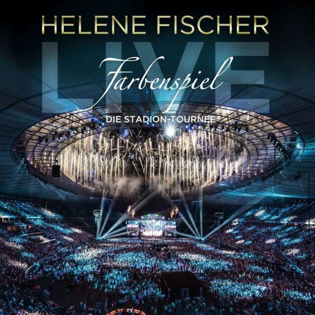 HELENE FISCHER - FARBENSPIEL LIVE: DIE STADION-TOURNEE 2 CD NEU