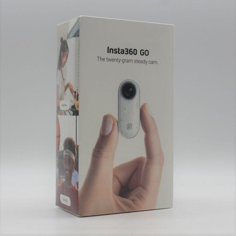 Insta360 GO Action Cam The Twenty-Gram Steady Cam