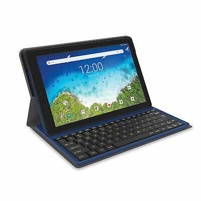 """RCA Viking Pro 10.1"""" Tablet Android 8.1 Go Edition w/Folio Keyboard BRAND NEW"""