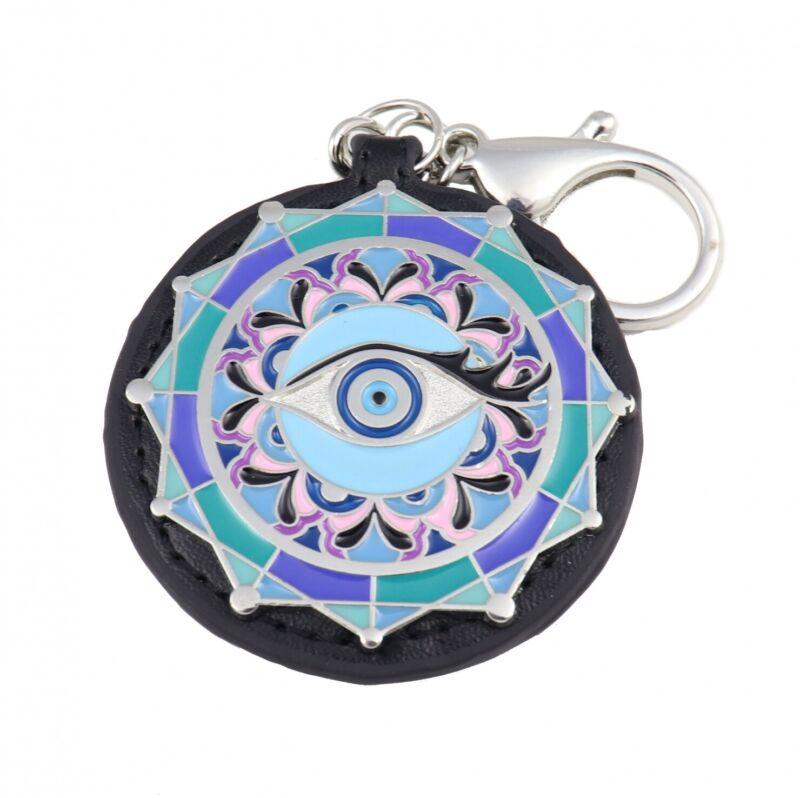 Feng Shui Anti Jealously Evil Eye Amulet Keychain