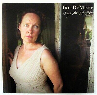 IRIS DEMENT SING THE DELTA 2012 VINYL 2 LP 180 GRAM FLARIELLA 1005