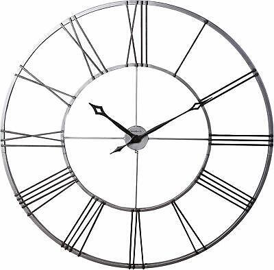 Howard Miller Stockton Wall Clock 625-472 – Oversized with Quartz Movement