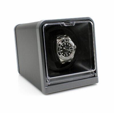 Versa Solo Single Watch Winder - Black - OTS-G095