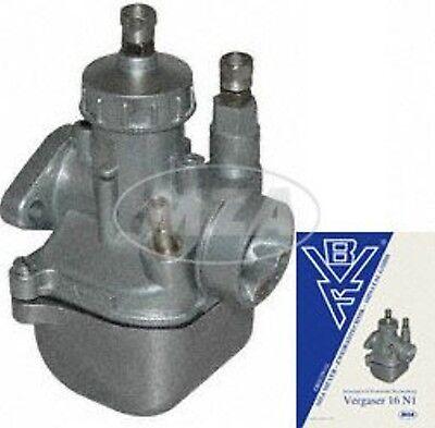 Gebraucht, SIMSON  Motor  Vergaser  BVF 16 N 1-6  für  SR4-2,SR4-2/1,SR4-4 gebraucht kaufen  Etzoldshain