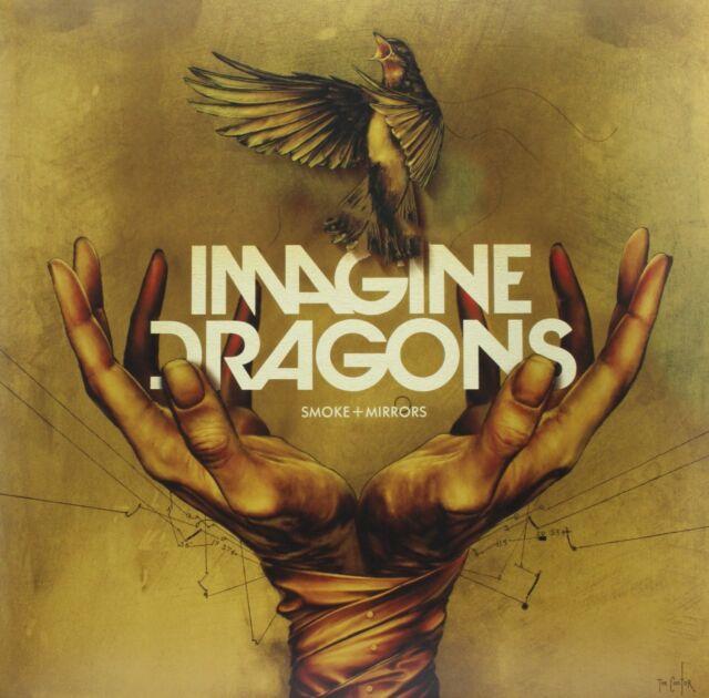 IMAGINE DRAGONS : SMOKE + MIRRORS (Deluxe LP Vinyl) sealed