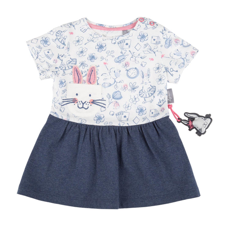5796d6f4f00729 Details zu Sigikid Mädchen Baby - T-Shirt Kleid aus der Serie Magic Summer  allover berduc