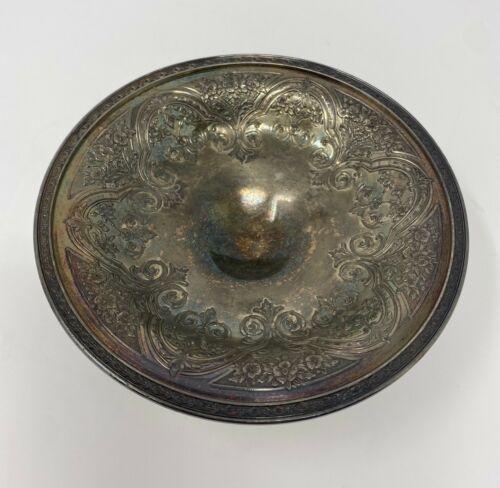 Wilcox 341 Silver Dish