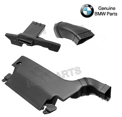 For BMW E46 325Ci 325i 330Ci 330i 330xi Air Filter Ducts w/ Cover Genuine for sale  Shipping to Canada