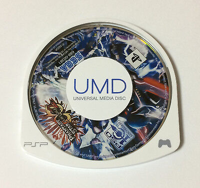 USED PSP Disc Only Phantasy Star Portable 2 Infinity JAPAN PlayStation Portable