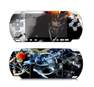 Bleach-119-Vinyl-Decal-Skin-Sticker-Cover-for-Sony-PSP-3000
