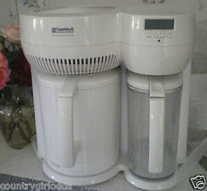 Kenmore Sears Countertop Water Purifier Distiller 34481