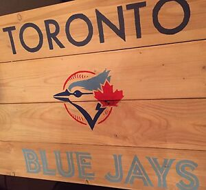 Sports Signs - Blue Jays, TFC and more